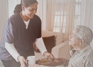 Caregiving services